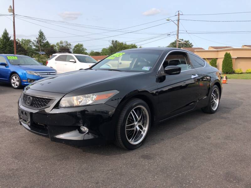 2010 Honda Accord for sale at Majestic Automotive Group in Cinnaminson NJ