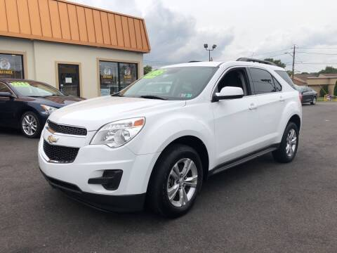 2013 Chevrolet Equinox for sale at Majestic Automotive Group in Cinnaminson NJ