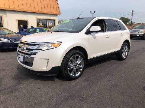 2011 Ford Edge for sale at Majestic Automotive Group in Cinnaminson NJ