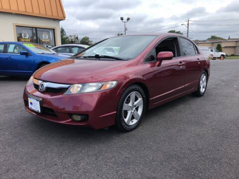 2010 Honda Civic for sale at Majestic Automotive Group in Cinnaminson NJ