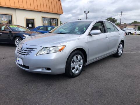2009 Toyota Camry for sale at Majestic Automotive Group in Cinnaminson NJ