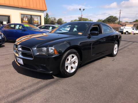 2013 Dodge Charger for sale at Majestic Automotive Group in Cinnaminson NJ