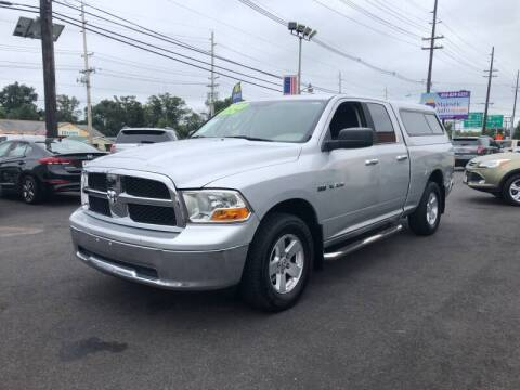 2009 Dodge Ram Pickup 1500 for sale at Majestic Automotive Group in Cinnaminson NJ