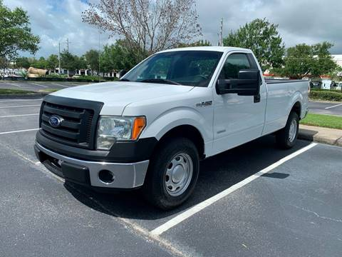 2012 Ford F-150 for sale in Orlando, FL
