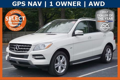 2012 Mercedes-Benz M-Class for sale in Indianapolis, IN