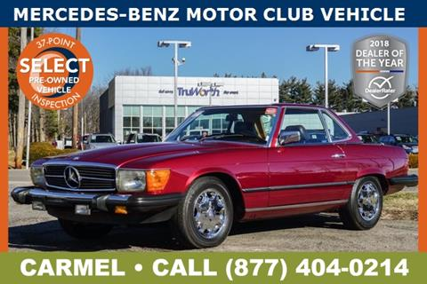 1983 Mercedes-Benz 380-Class for sale in Indianapolis, IN