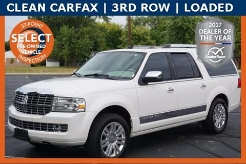 2013 Lincoln Navigator L for sale in Indianapolis, IN