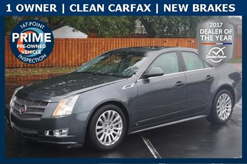 2010 Cadillac CTS for sale in Indianapolis, IN