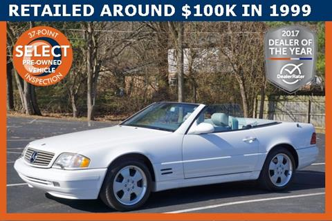 1999 Mercedes-Benz SL-Class for sale in Indianapolis, IN