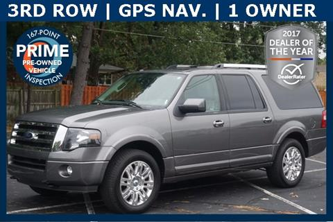 2012 Ford Expedition EL for sale in Indianapolis, IN