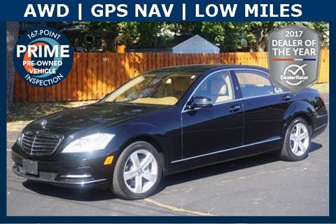 2011 Mercedes-Benz S-Class for sale in Indianapolis, IN