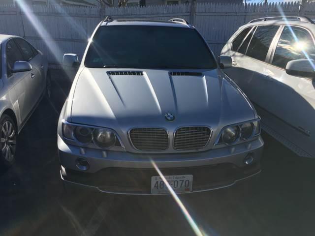 2002 BMW X5 4.6is In Cumberland RI - Champion Auto Sales