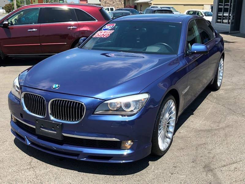 BMW Series ALPINA B SWB In Cumberland RI Champion Auto Sales - Bmw 7 series alpina for sale