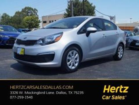 2016 Kia Rio for sale in Dallas, TX
