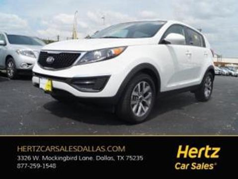 2016 Kia Sportage for sale in Dallas, TX