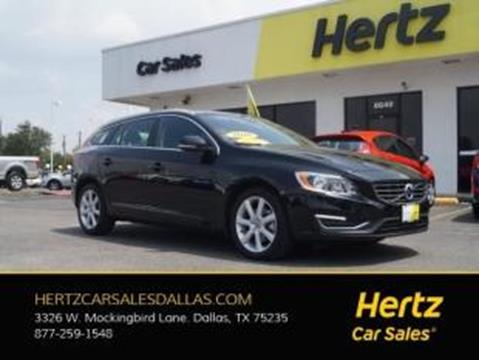 2016 Volvo V60 for sale in Dallas, TX