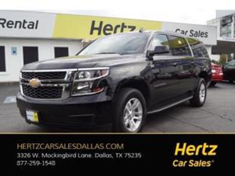 2016 Chevrolet Suburban for sale in Dallas, TX
