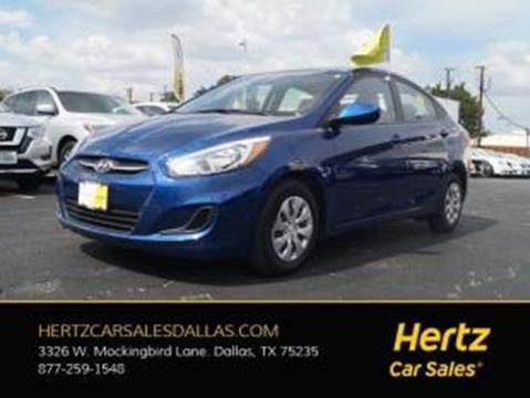 Hertz Used Car Sales Dallas Tx