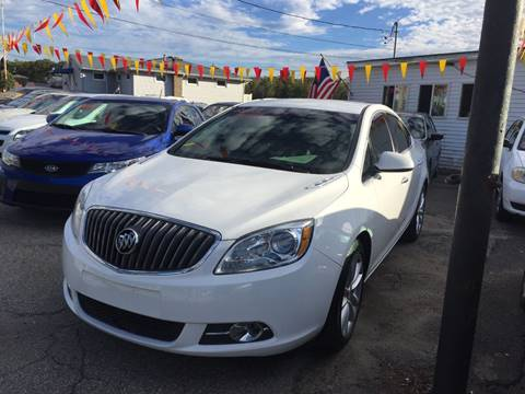 2012 Buick Verano for sale in Westport, MA