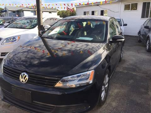 2012 Volkswagen Jetta for sale in Westport, MA
