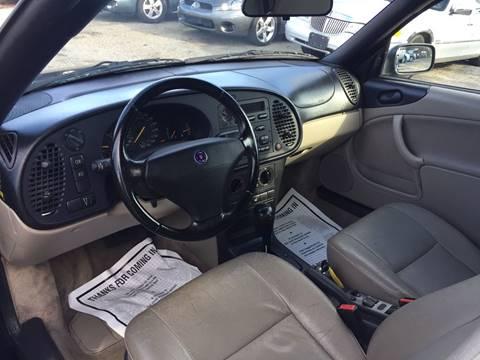 1995 Saab 900