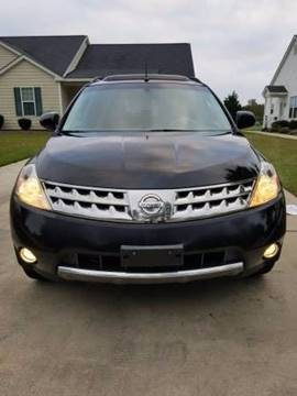 2006 Nissan Murano for sale in Dudley, NC