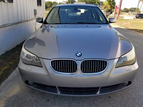 2007 BMW 5 Series for sale in Dudley, NC