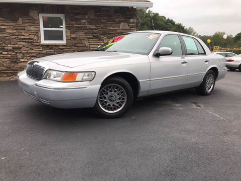 1998 Mercury Grand Marquis for sale in Austell, GA