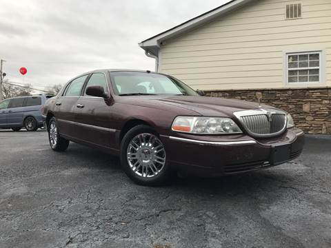 Used 2006 Lincoln Town Car For Sale In Georgia Carsforsale Com