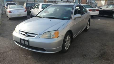 2001 Honda Civic for sale in Philadelphia, PA