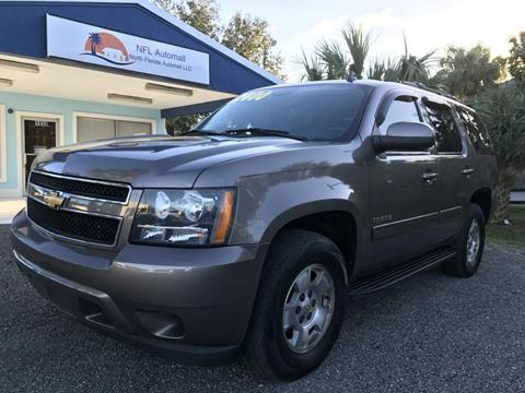 2013 Chevrolet Tahoe for sale in Fernandina Beach, FL