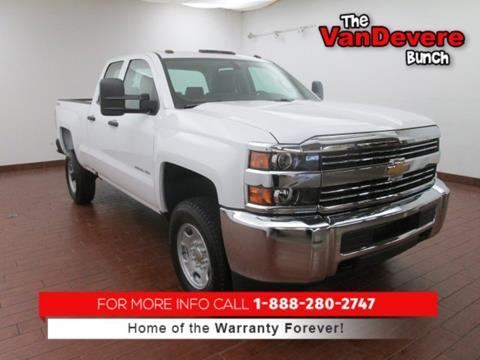 2017 Chevrolet Silverado 2500HD for sale in Akron, OH