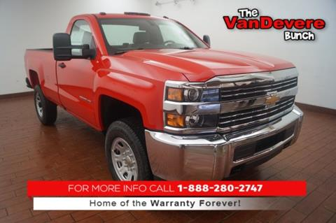 2017 Chevrolet Silverado 3500HD for sale in Akron, OH