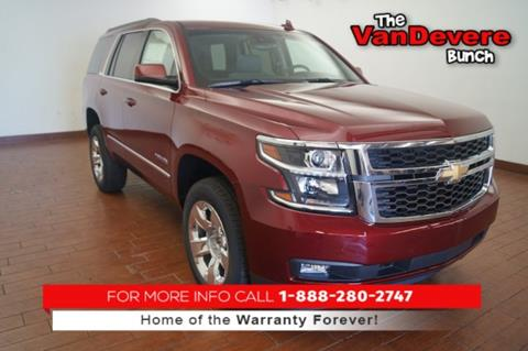 2017 Chevrolet Tahoe for sale in Akron, OH