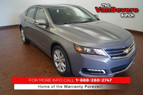 2018 Chevrolet Impala for sale in Akron, OH