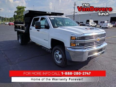 2017 Chevrolet Silverado 3500HD CC for sale in Akron, OH