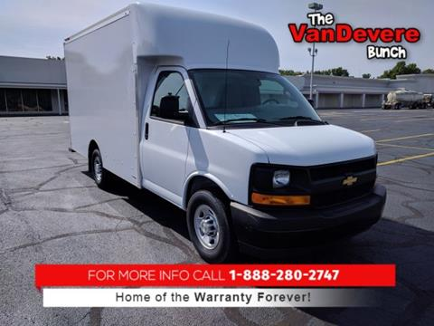 2017 Chevrolet Express Cutaway for sale in Akron, OH