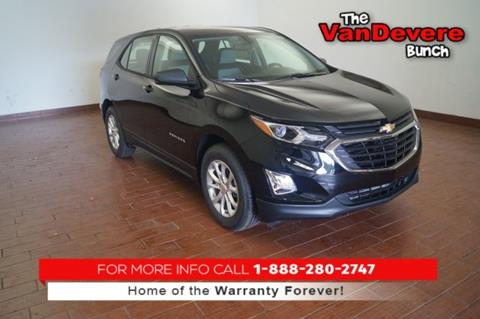 2018 Chevrolet Equinox for sale in Akron, OH