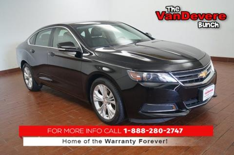2015 Chevrolet Impala for sale in Akron, OH