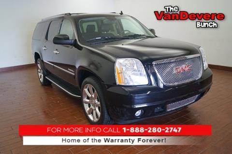 2014 GMC Yukon XL for sale in Akron, OH