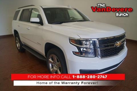 2018 Chevrolet Tahoe for sale in Akron, OH