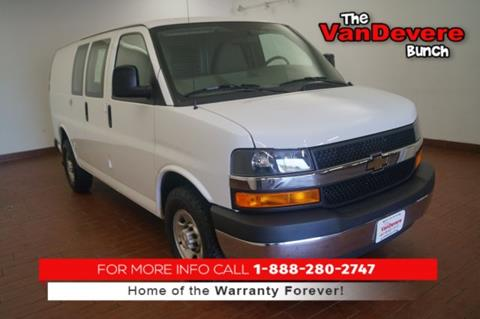 2015 Chevrolet Express Cargo for sale in Akron, OH