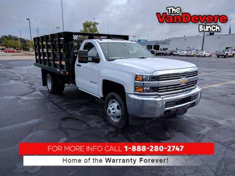 2017 Chevrolet Silverado 3500HD for sale in Akron, OH