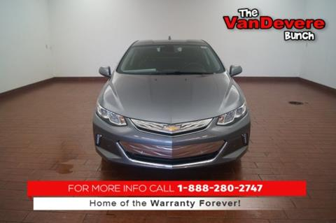 2018 Chevrolet Volt for sale in Akron, OH