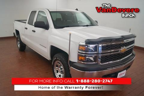 2014 Chevrolet Silverado 1500 for sale in Akron, OH