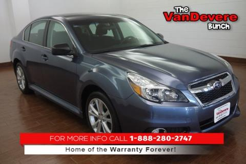 2014 Subaru Legacy for sale in Akron, OH