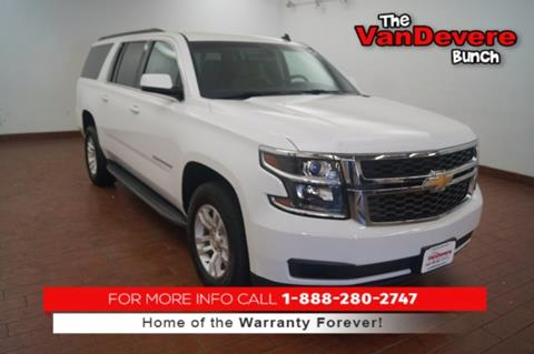 2015 Chevrolet Suburban for sale in Akron, OH
