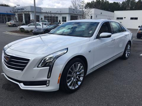 2017 Cadillac CT6 for sale in High Point, NC