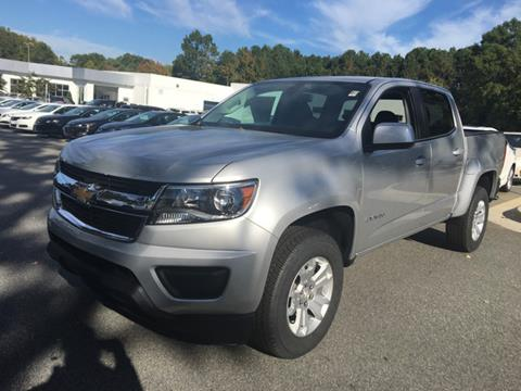 2018 Chevrolet Colorado for sale in High Point, NC