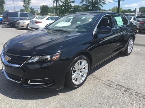 2017 Chevrolet Impala for sale in High Point, NC